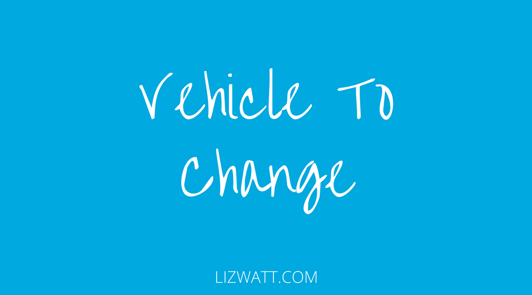 Vehicle To Change