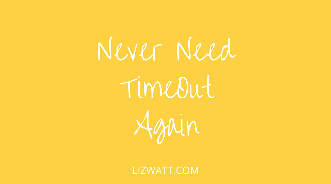 Never Need Time Out Again