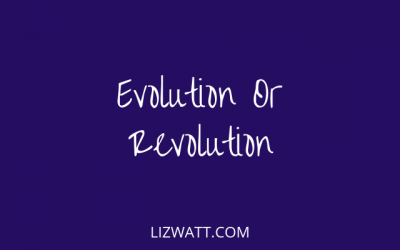 Evolution Or Revolution