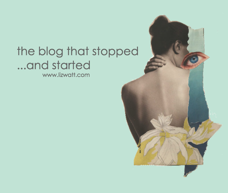 The Blog That Stopped…And Started
