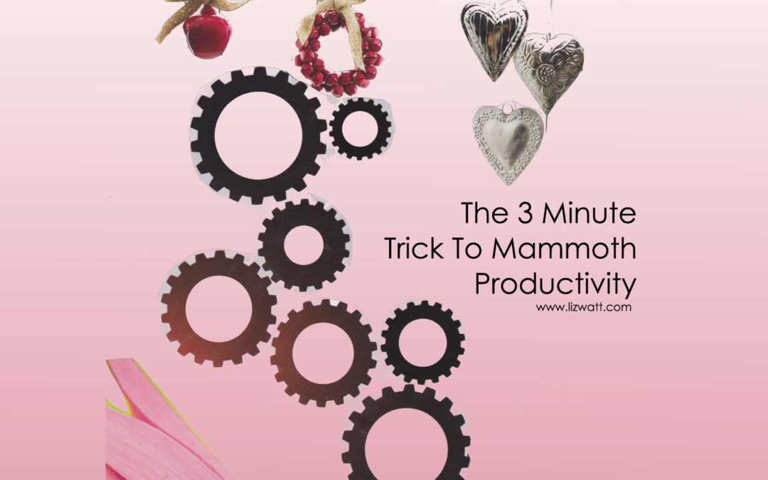 3 Minute Trick For Mammoth Productivity