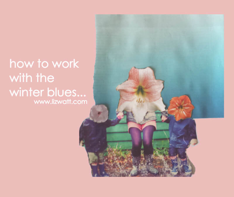 How To Work With The Winter Blues