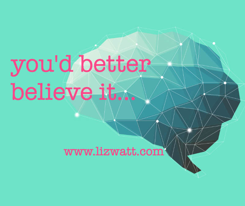 You'd Better Believe It